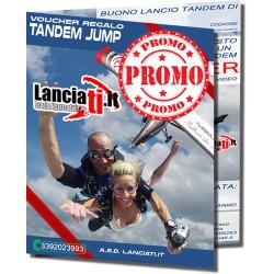 VOUCHER PROMO LANCIO IN TANDEM CON VIDEO E FOTO